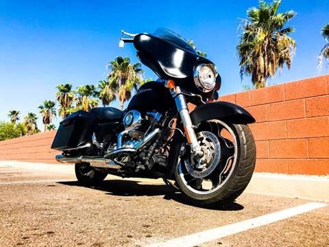 2012 Harley-Davidson Street Glide for sale at #1 Stop Harleys in Peoria AZ