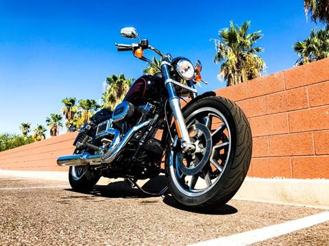 2016 Harley-Davidson Dyna Low Rider for sale at #1 Stop Harleys in Peoria AZ