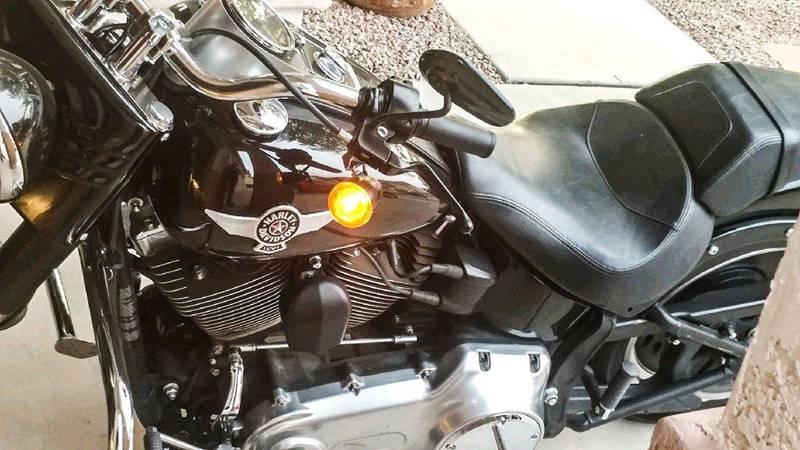 2012 Harley-Davidson Softail Fat Boy Lo for sale at #1 Stop Harleys in Peoria AZ