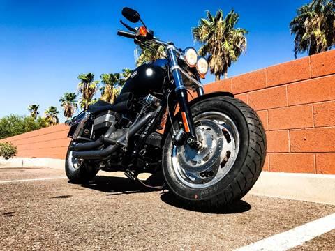 2013 Harley-Davidson Dyna Fat Bob for sale at #1 Stop Harleys in Peoria AZ