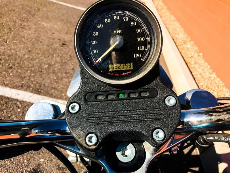 2011 Harley-Davidson Sportster 883 Superlow for sale at #1 Stop Harleys in Peoria AZ