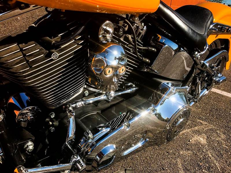 2000 Harley-Davidson Softail Fat Boy for sale at #1 Stop Harleys in Peoria AZ
