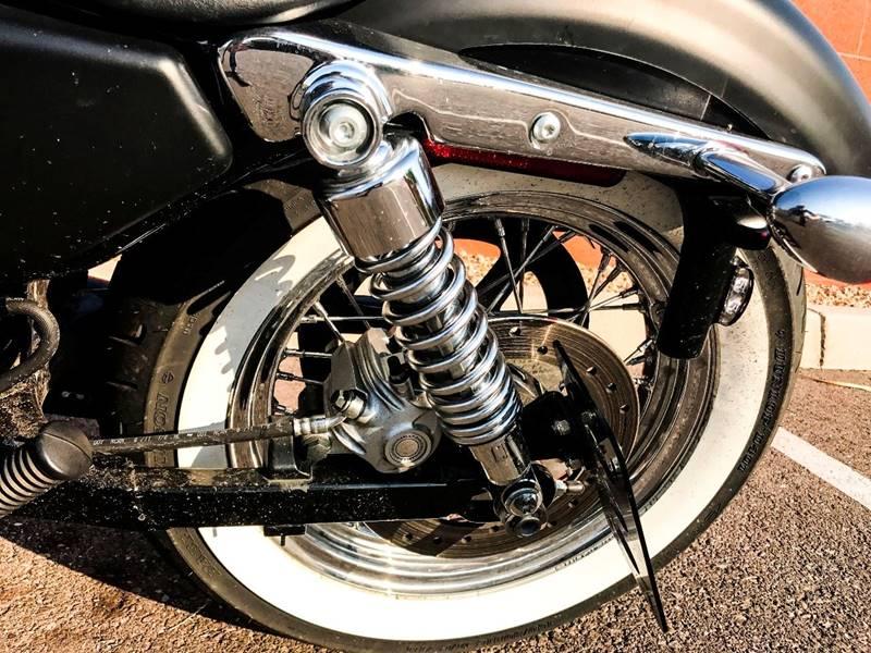 2012 Harley-Davidson Sportster Seventy-Two 72 for sale at #1 Stop Harleys in Peoria AZ