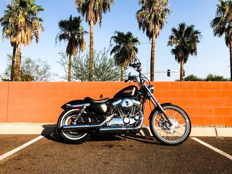 2016 Harley-Davidson Sportster Seventy-Two 72 for sale at #1 Stop Harleys in Peoria AZ