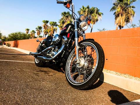2016 Harley-Davidson Sportster Seventy-Two 72 for sale at #1 Stop Harleys in Peoria AZ