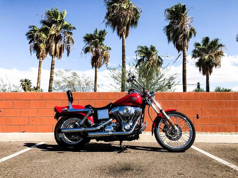 2004 Harley-Davidson Dyna Wide Glide for sale at #1 Stop Harleys in Peoria AZ