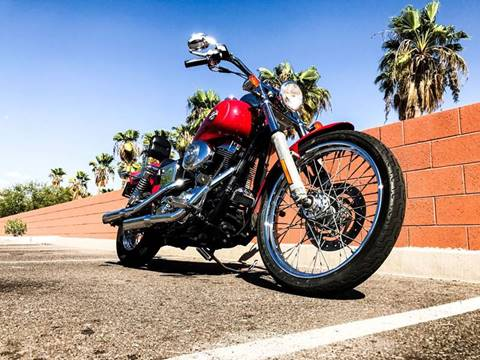 2004 Harley-Davidson Dyna Wide Glide for sale at #1 Stop Harleys in Peoria AZ