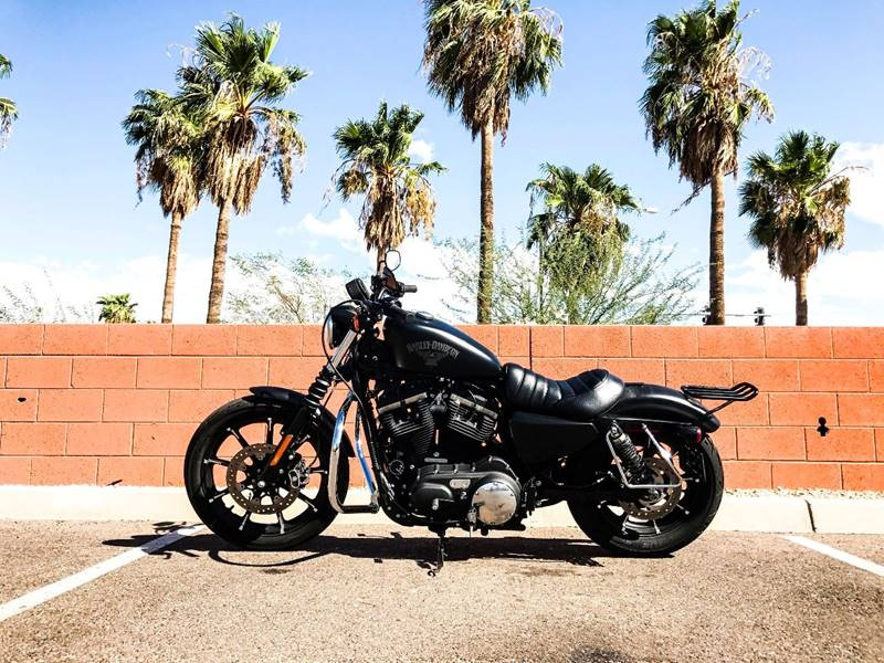2016 Harley-Davidson Sportster 883 Iron for sale at #1 Stop Harleys in Peoria AZ