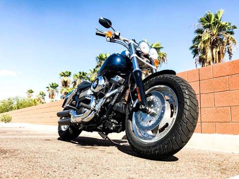 2008 Harley-Davidson Dyna Fat Bob for sale at #1 Stop Harleys in Peoria AZ