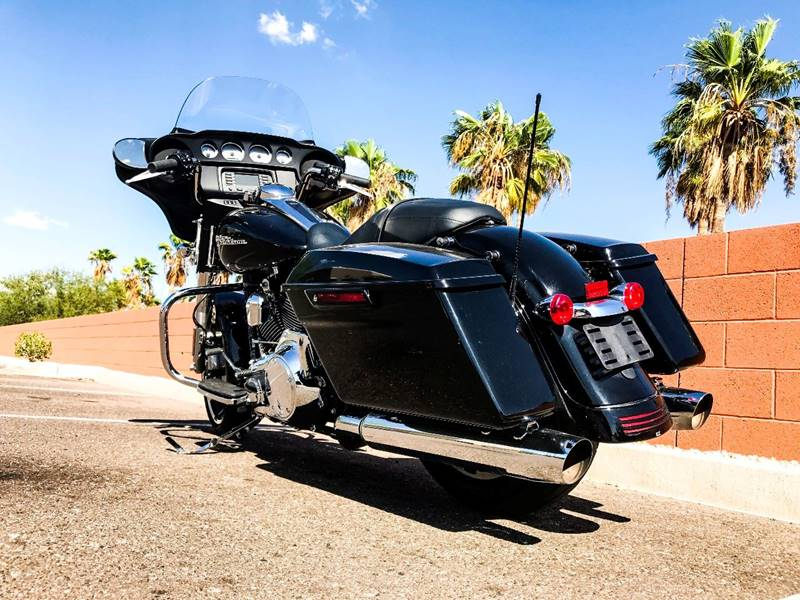 2015 Harley-Davidson Street Glide for sale at #1 Stop Harleys in Peoria AZ