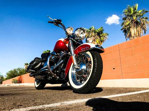 2006 Harley-Davidson Heritage Softail Classic for sale at #1 Stop Harleys in Peoria AZ