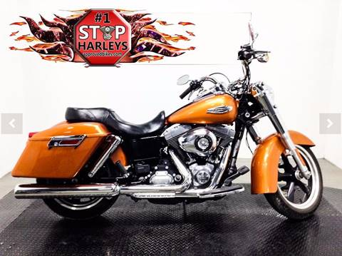 2014 Harley-Davidson Dyna Switchback for sale at #1 Stop Harleys in Peoria AZ