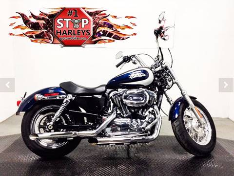 2013 Harley-Davidson Sportster 1200 Custom for sale at #1 Stop Harleys in Peoria AZ