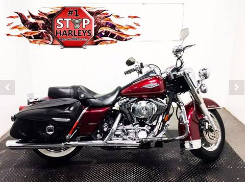 2005 Harley-Davidson Road King Classic for sale at #1 Stop Harleys in Peoria AZ