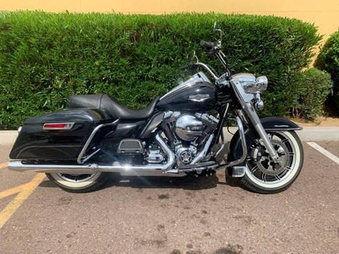 2016 Harley-Davidson Road King for sale in Peoria, AZ