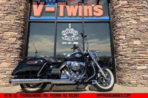 2016 Harley-Davidson Road King for sale in Peoria, AZ