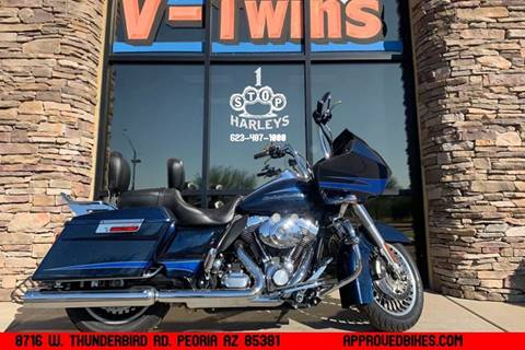2012 Harley-Davidson Road Glide for sale in Peoria, AZ