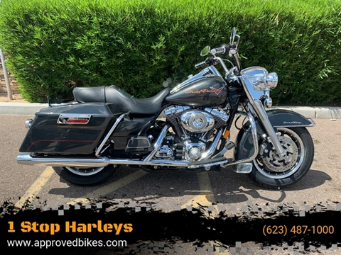 2008 Harley-Davidson Road King for sale in Peoria, AZ