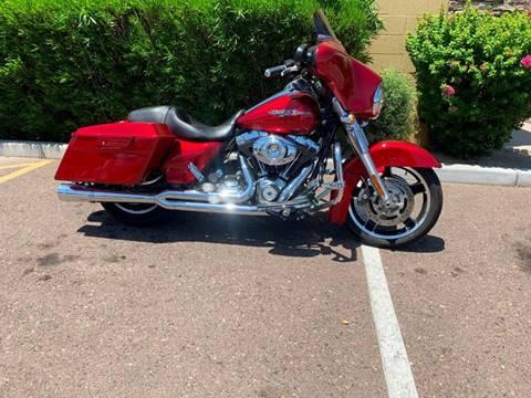 2013 Harley-Davidson Street Glide for sale in Peoria, AZ