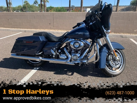 2009 Harley-Davidson Street Glide for sale in Peoria, AZ