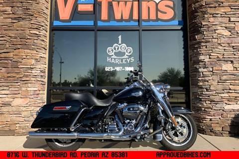 2018 Harley-Davidson Road King for sale in Peoria, AZ