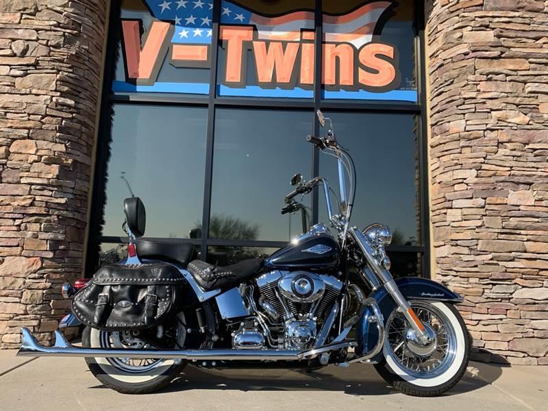 2014 Harley Davidson Heritage Softtail