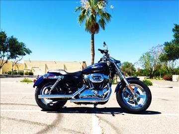 2012 Harley-Davidson Sportster for sale in Peoria, AZ