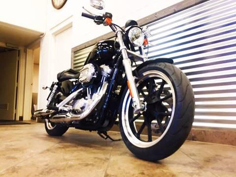 2015 Harley-Davidson Sportster 883 Superlow for sale at #1 Stop Harleys in Peoria AZ