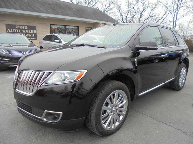 2014 Lincoln MKX Elite Awd 4dr Suv