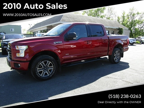2016 Ford F-150 for sale in Troy, NY