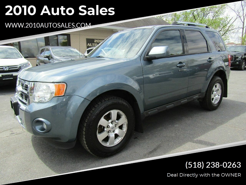 2012 Ford Escape Limited Awd 4dr Suv
