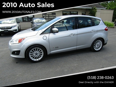 2016 Ford C-MAX Energi for sale in Troy, NY