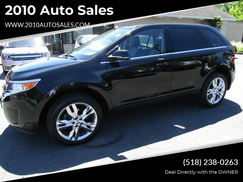 2014 Ford Edge Limited Awd 4dr Crossover