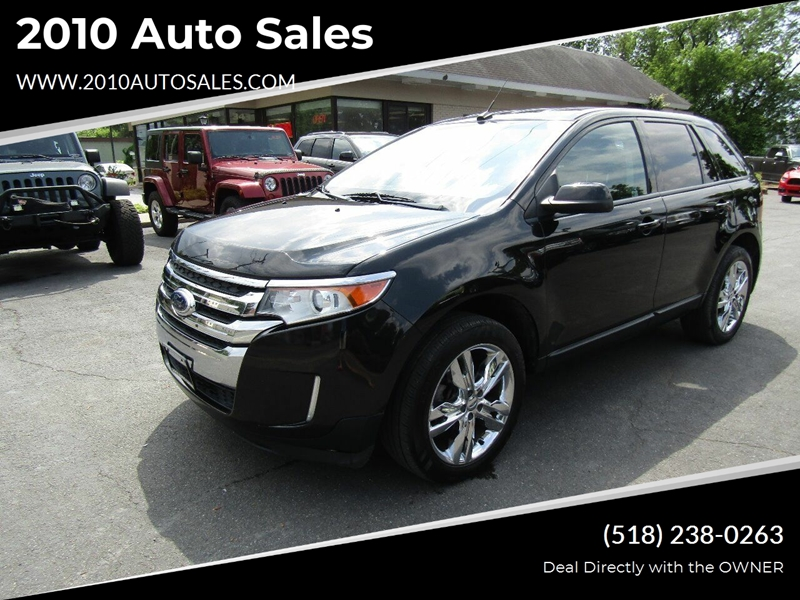 2012 Ford Edge Sel Awd 4dr Crossover