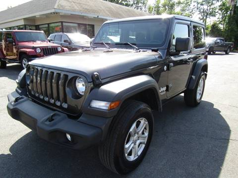 2019 Jeep Wrangler for sale in Troy, NY