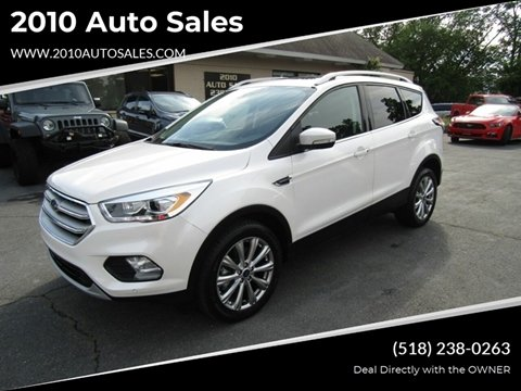 2018 Ford Escape for sale in Troy, NY