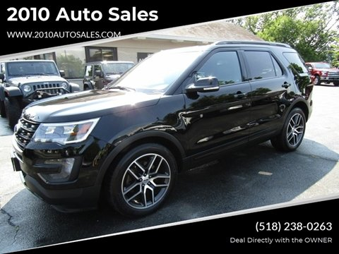 2016 Ford Explorer for sale in Troy, NY