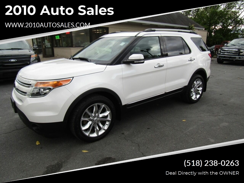 2014 Ford Explorer Limited Awd 4dr Suv