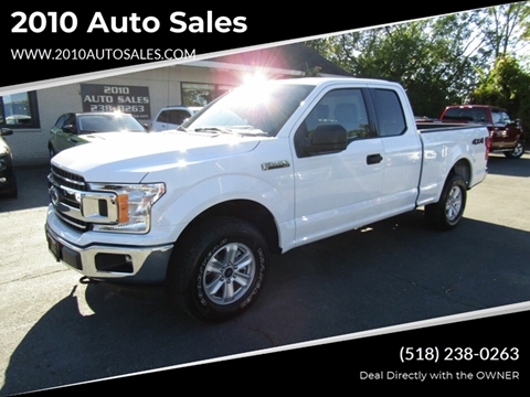2019 Ford F-150 for sale in Troy, NY