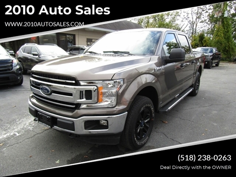 2018 Ford F-150 for sale in Troy, NY