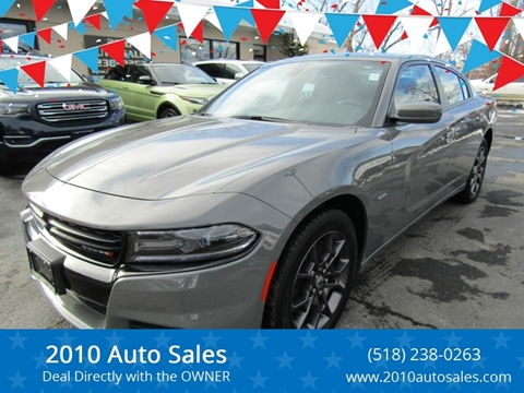 2018 Dodge Charger for sale at 2010 Auto Sales in Troy NY