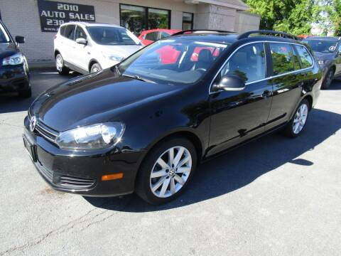 2014 Volkswagen Jetta for sale at 2010 Auto Sales in Troy NY