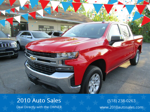 2019 Chevrolet Silverado 1500 for sale at 2010 Auto Sales in Troy NY