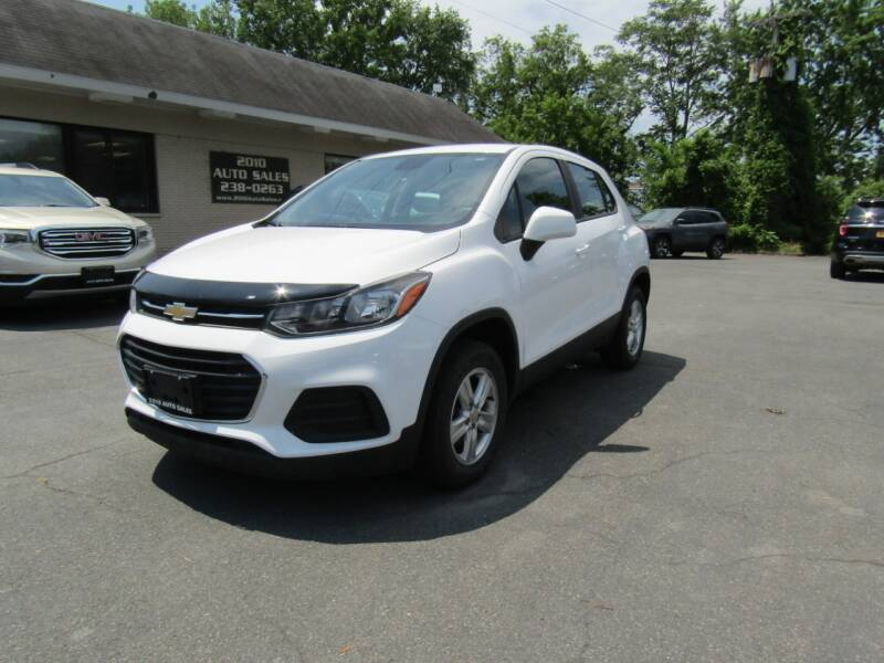 2017 Chevrolet Trax for sale at 2010 Auto Sales in Troy NY
