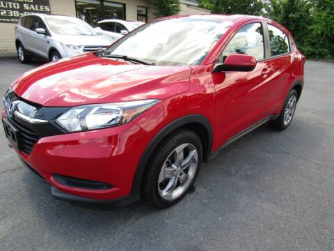 2018 Honda HR-V for sale at 2010 Auto Sales in Troy NY