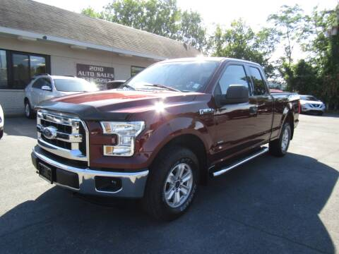 2015 Ford F-150 for sale at 2010 Auto Sales in Troy NY