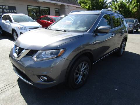 2016 Nissan Rogue for sale at 2010 Auto Sales in Troy NY