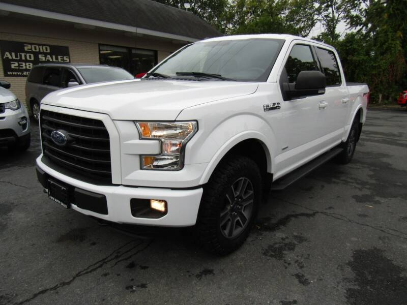 2016 Ford F-150 for sale at 2010 Auto Sales in Troy NY