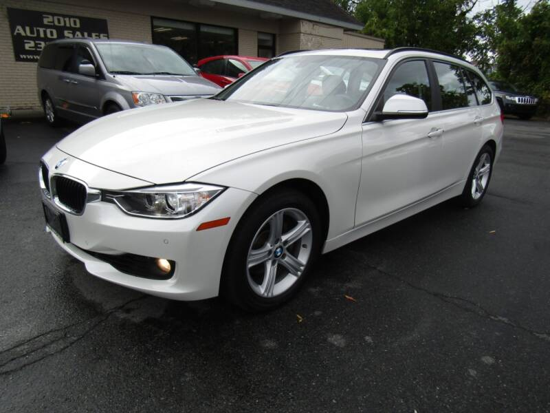 2015 BMW 3 Series for sale at 2010 Auto Sales in Troy NY