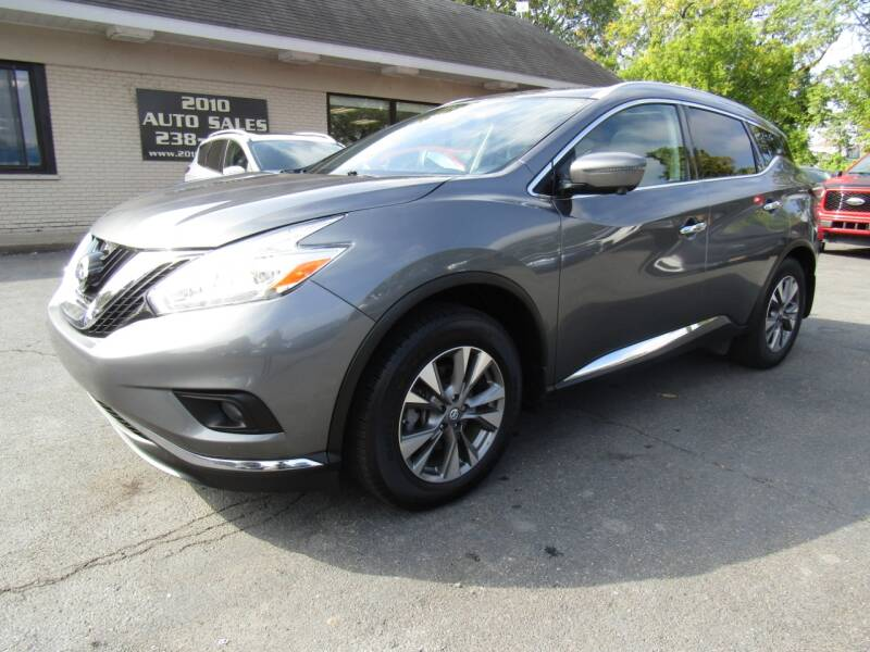 2017 Nissan Murano for sale at 2010 Auto Sales in Troy NY